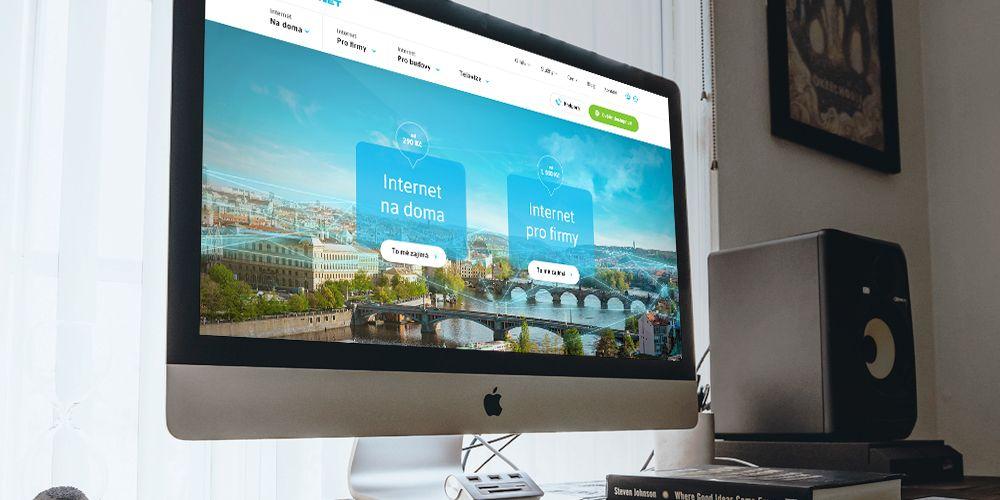 Webové stránky Airwaynet