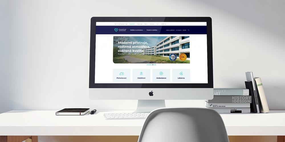 Web Nemocnic Plzeňského kraje