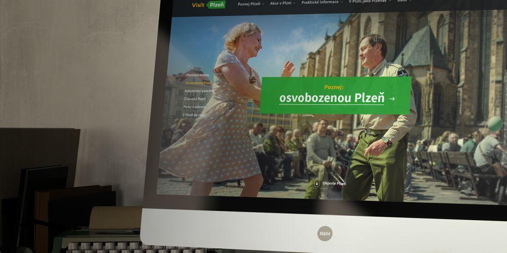 Webové stránky města Plzně pro turisty