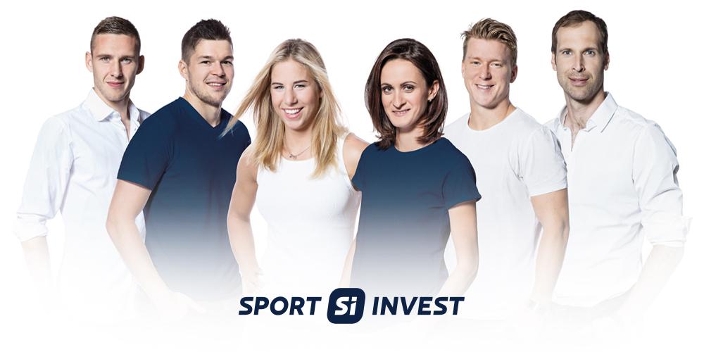 Výzdoba kanceláří Sport Invest