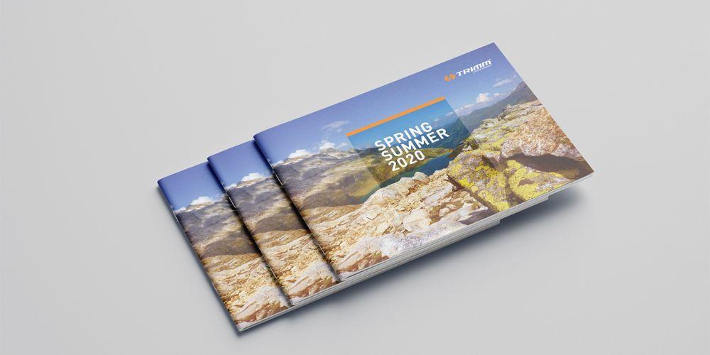 Katalogy outdoorového oblečení Trimm