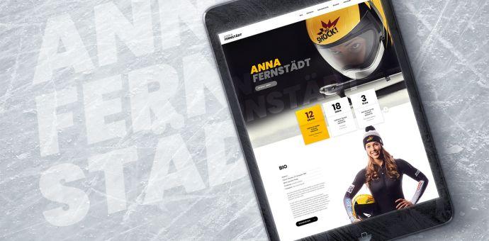 Anna Fernstädt's website