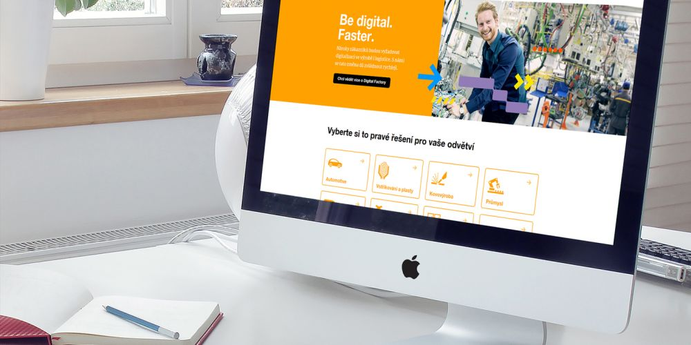 Webové stránky Aimtec Global