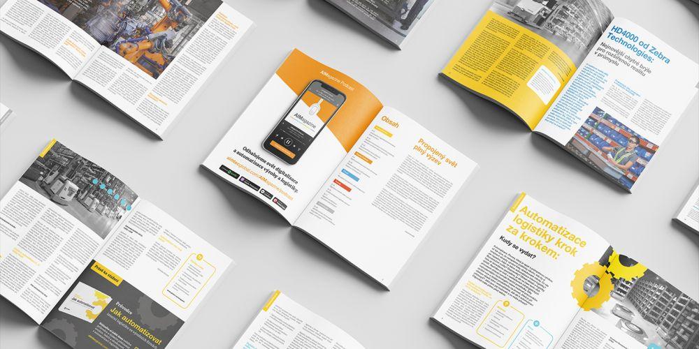AIMagazine – a printed magazine