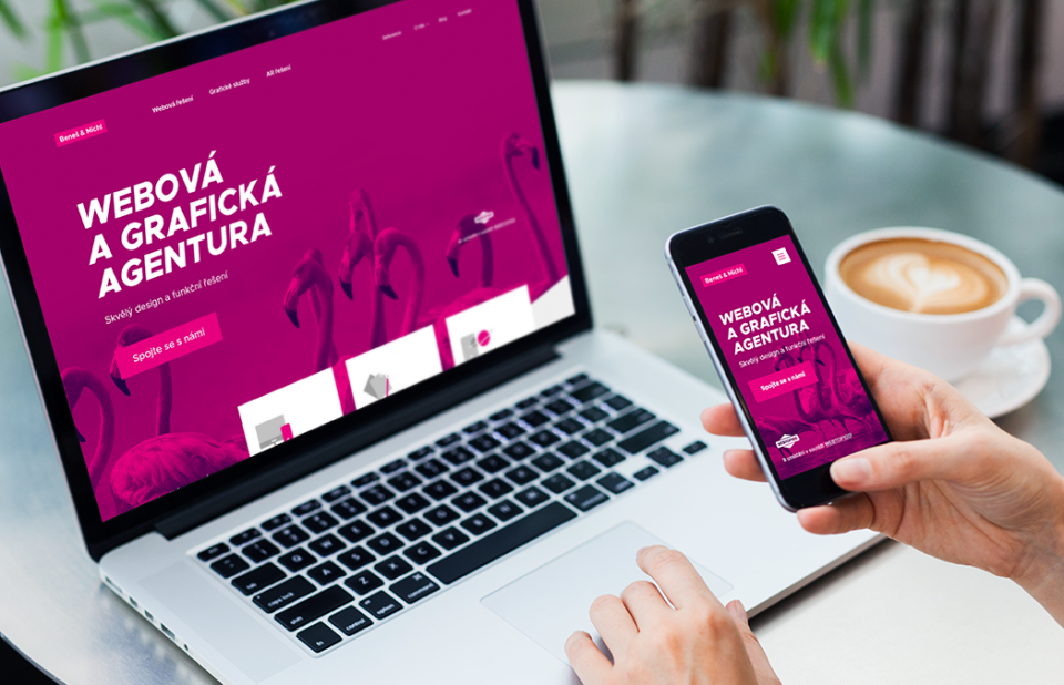 Vytvořili jsme si nový web. Jak na to, aby interní projekt dopadl dobře?