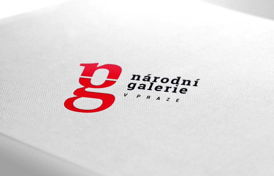 Jak jsme tvořili logo pro Národní galerii