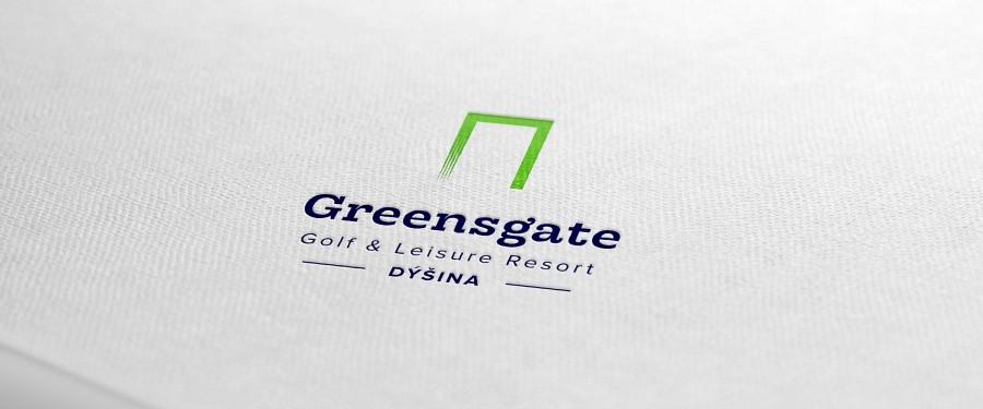 Rebranding Golfu za 474 dní. Greensgate.